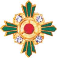 緑十字金章